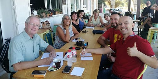 Socializing & Helping Group in Campoamor with Passport 2 Talk 25-Oct