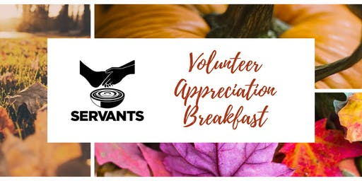 Volunteer Appreciation Breakfast