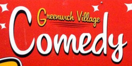 FREE Tickets to Greenwich Village Comedy Club tickets