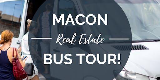 Macon Real Estate Bus Tour!