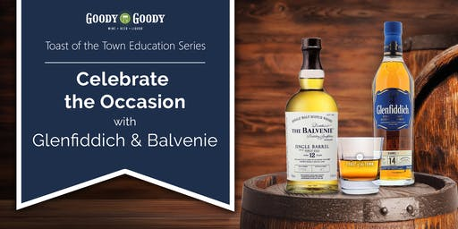 Celebrate the Occasion with Glenfiddich & Balvenie