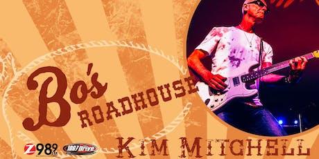 KIM MITCHELL---Bo's Roadhouse Big Band Small Room Series tickets