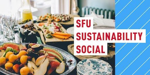 SFU Sustainability Social