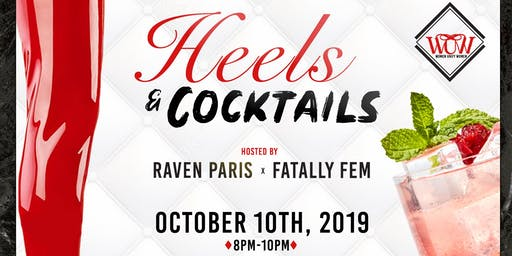 HEELS  AND COCKTAILS