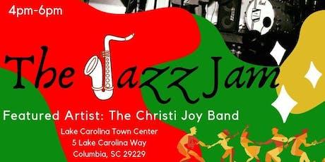 The Jazz Jam tickets
