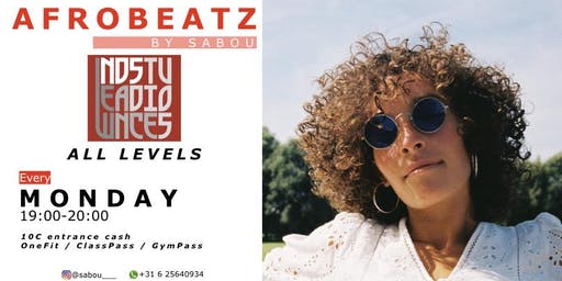Afrobeatz by Sabou - MONDAY edition