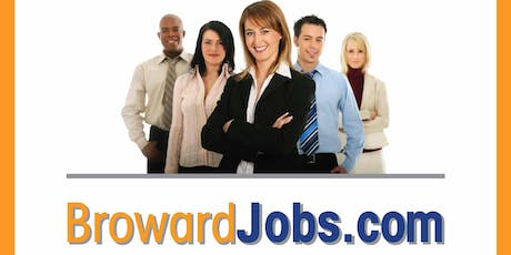 BrowardJobs.com Job Fair tickets