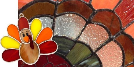 Thanksgiving Turkey Stained Glass tickets