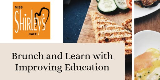 Improvement Community - Teacher Brunch and Learn (PreK - 2)