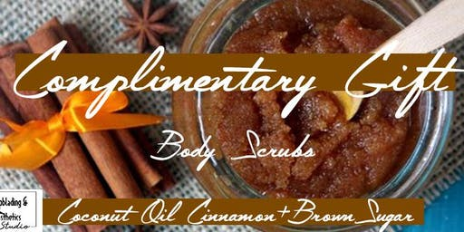 Fall Freebie Body Scrubs Complimentary Gifts