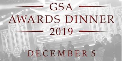 2019 GSA Awards Dinner