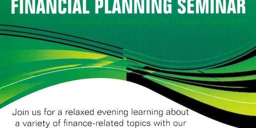 Year End Financial Planning Seminar