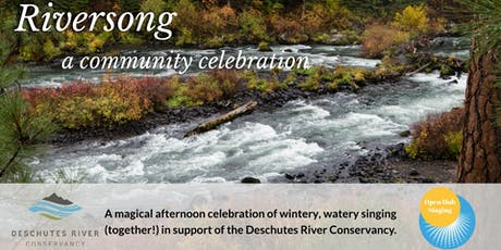 Riversong: A Community Celebration tickets