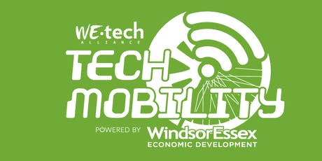 TECH MOBILITY I YQG Mobility Afternoon tickets