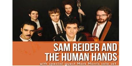 Sam Reider and The Human Hands tickets