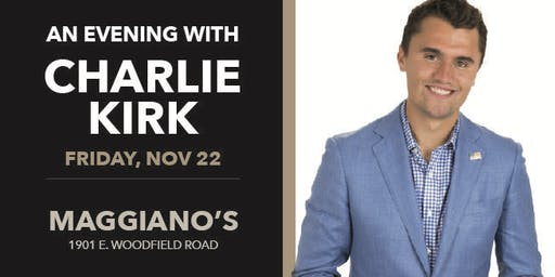 An Evening with Charlie Kirk