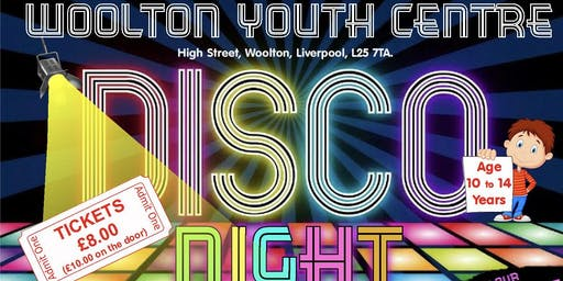 Woolton Youth Centre Disco