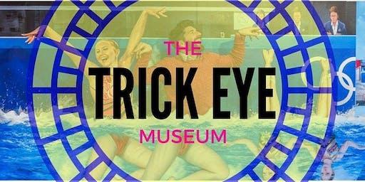 Museo Del Trick Eye, Palacio Postal Y Barrio Chino