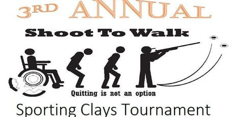 Sporting Clays Tournament (Benefitting Roger Carlos & Spinal Cord Injuries) tickets