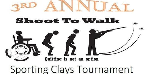 Sporting Clays Tournament (Benefitting Roger Carlos & Spinal Cord Injuries)