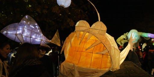 Lantern Making workshop with Lumen St Theatre
