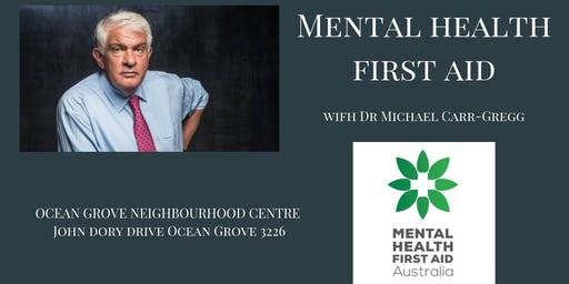 Standard Mental Health First Aid course