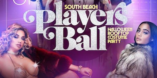 South Beach Players Ball Halloween Night