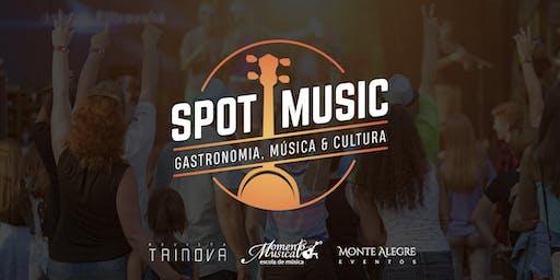 Spot Music: Gastronomia, Música e Cultura