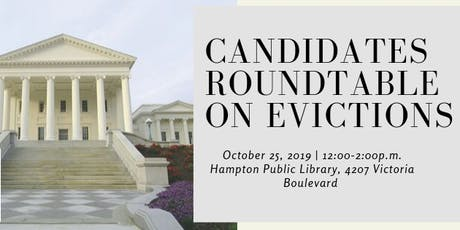 Hampton Roads Eviction Roundtable  tickets
