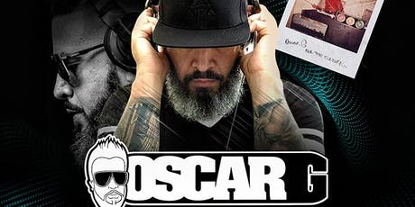 Oscar G at Barter Wynwood  tickets