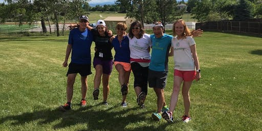 Intro to Chi Running with Amelia Vrabel, Senior Instructor