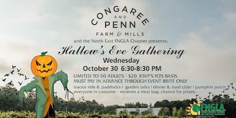 October NEFNGLA Meeting tickets