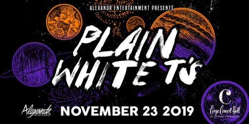 Plain White T's at Cargo Concert Hall