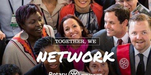 Mingle, Network & Volunteer
