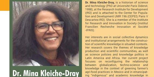 SALISES | Staff Seminar Series Mina Leiche-Dray Nov 13