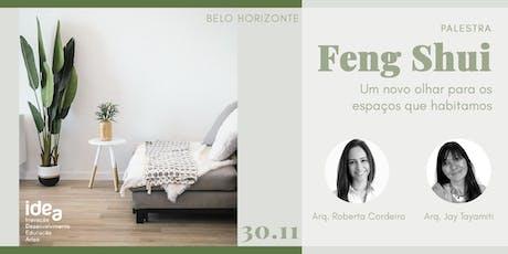 Feng Shui - Um Novo Olhar Para os Espaços Que Habitamos ingressos