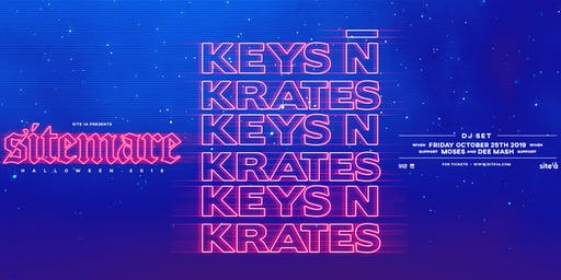 KEYS N KRATES [at] SITE 1A