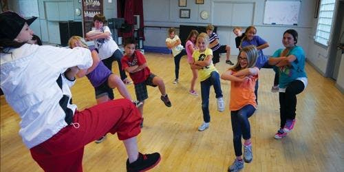 Free Hip-Hop Class for Kids and Adults