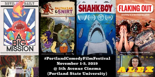 Portland Comedy Film Festival: Fall 2019