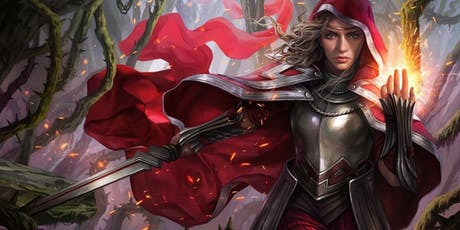 Magic ÉTS draft Throne of Eldraine tickets