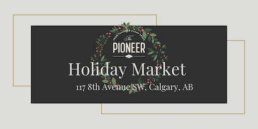 The Pioneer Holiday Market