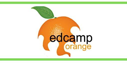 Edcamp Orange 2020