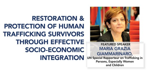 Restoration & Protection of Human Trafficking Survivors