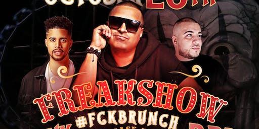 FreakShow #FCKBRUNCH @barCode