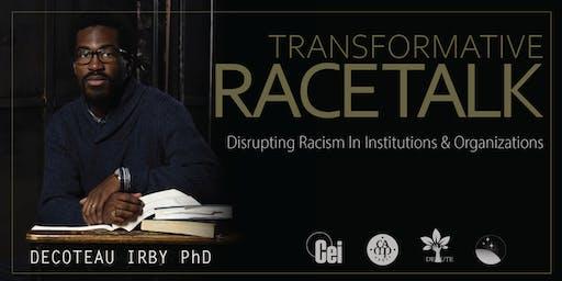 Transformative Race Talk