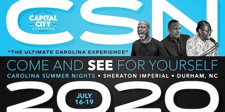 Carolina Summer Nights 2020 tickets