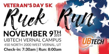UBTech Ruck Run 2019 tickets