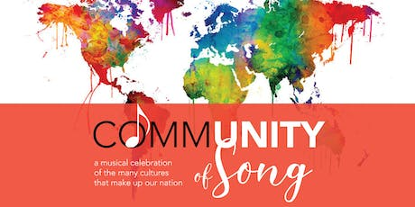 Fall Concert: CommUNITY of Song tickets