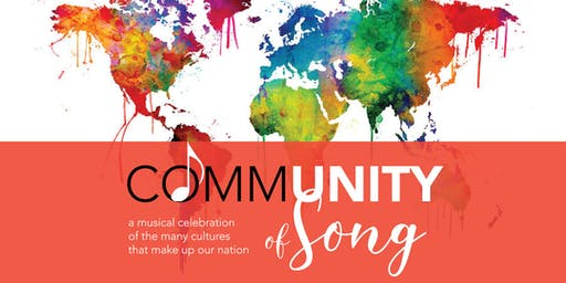 Fall Concert: CommUNITY of Song
