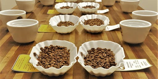 Blessed Grounds Coffee Cupping